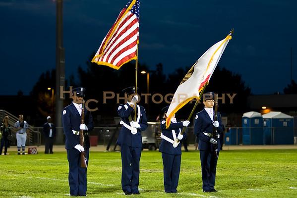 10/01/10 ROTC LnHS vs. Palmdale