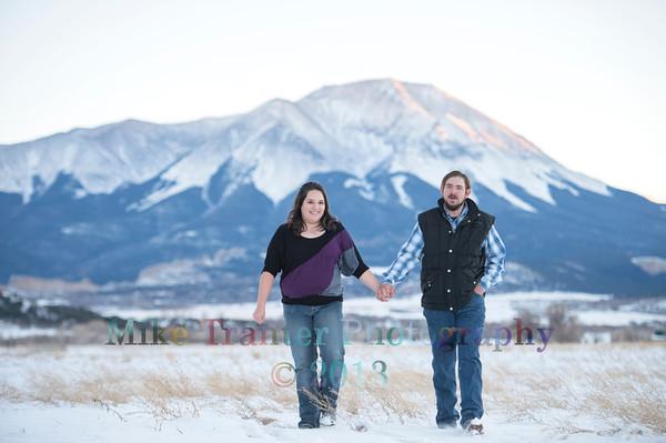 Michelle Varner and Owen Shrout Engagement Pics