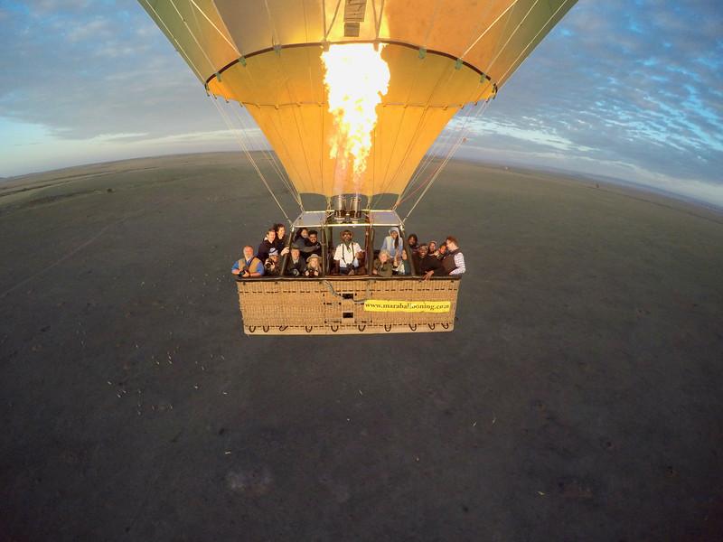 2019-08 Maasai Mara Balloons