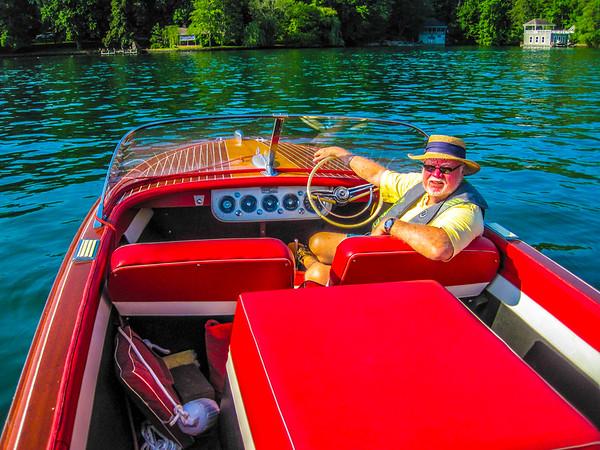 A Day on Lake Rabun - 7-4-21
