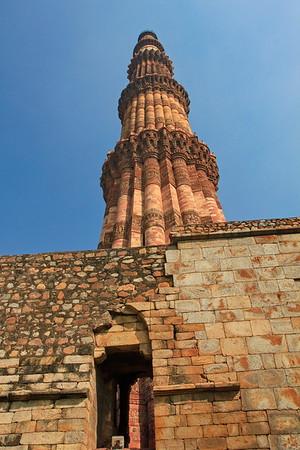Qutb-Minar - Delhi / Кутб-Минар - Дели