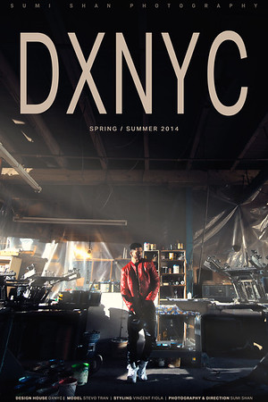 DXNYC LookBook