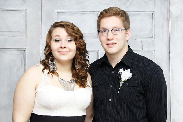 Lexii & Gavin 2014 Homecoming