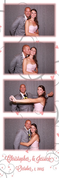 Jess and Chris' Photo Booth Pics