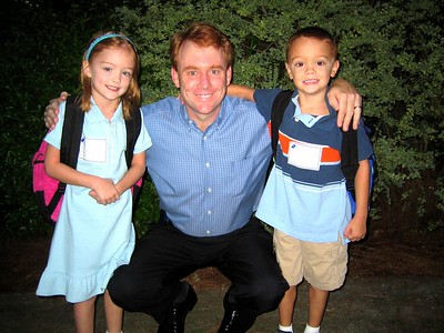 First Day of School 2005