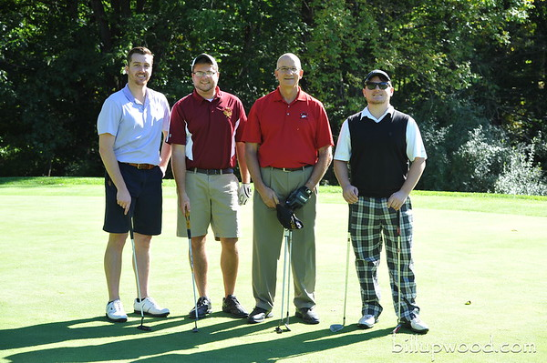 Voorhees Tennis Golf Tournament - 10/10/15