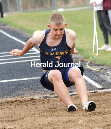 HLWW Track and Field – Section True Team Meet