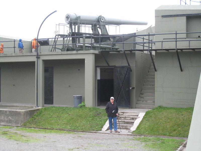 Visit to Fort Casey