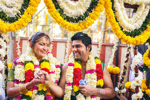 South Indian Tamil wedding