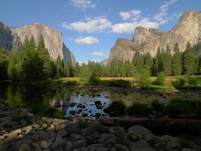 Yosemite (優山美地), USA