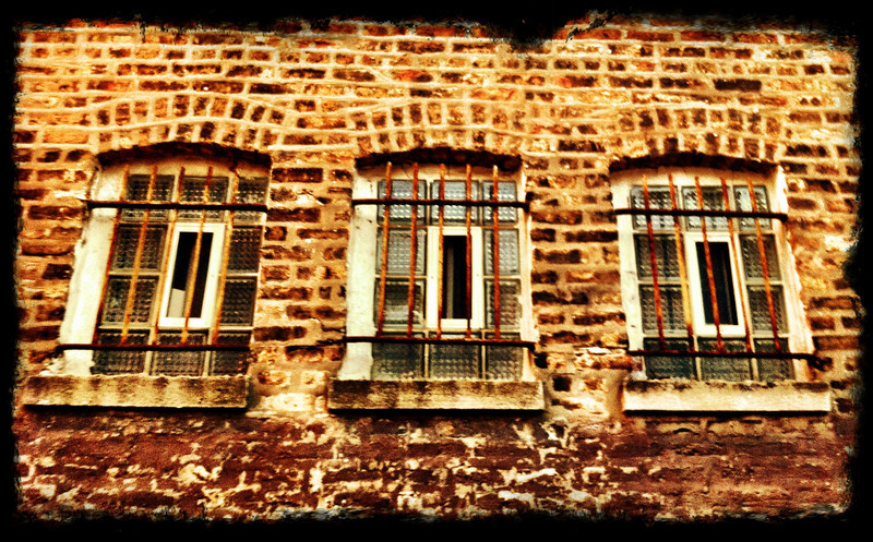 triplets (iPhoneography)