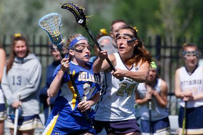 US Lacrosse Women's Collegiate Lacrosse Associates (WCLA): Pittsburgh vs Delaware