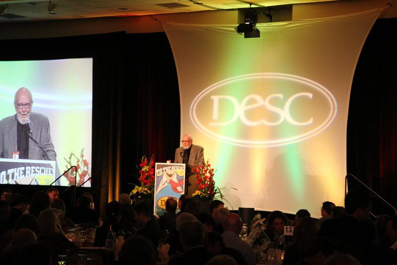 DESC Executive Director Bill Hobson.