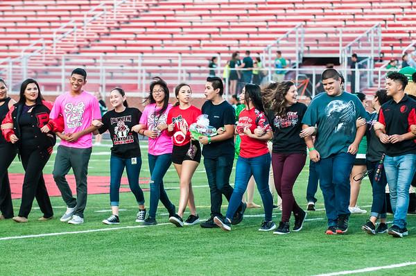 September 22, 2017 - Football - BPHS vs PHS - Band Cheer Dance_LG