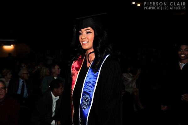 Graduation 2015 - Procession