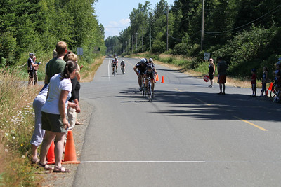 Comox C Crit, July 17, 2010