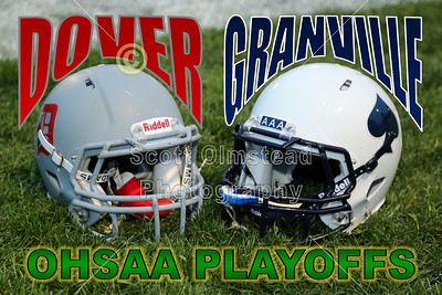 2012 OHSAA PLAYOFFS - Granville at Dover (11-03-12)