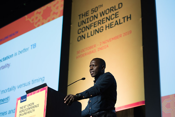 The HIV-TB and diabetes late-breaker session