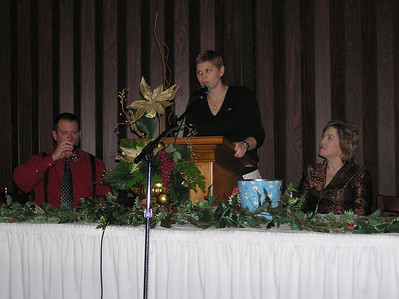 2005 Holiday Party & Awards Dinner