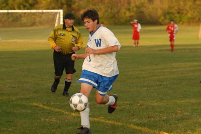 W'boro JV Soccer vs. Carthage 10/20/07