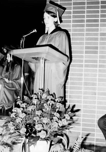 THS Class of 1973 Graduation
