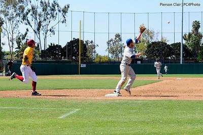 USC Baseball v CSUB - 2012