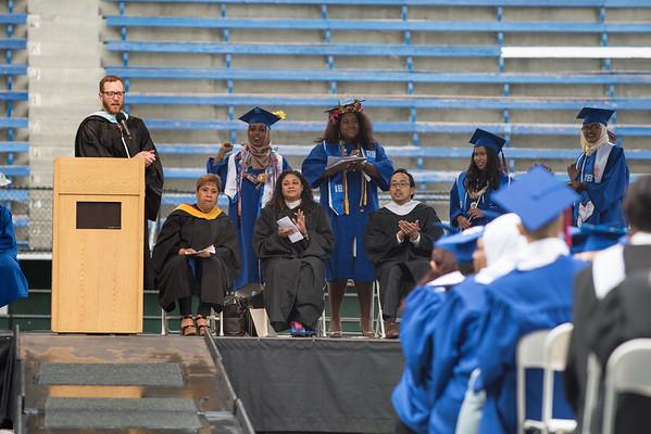 Graduation - Speeches, etc.  (Gallery 2)
