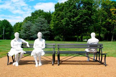 The Donald M. Kendall Sculpture Gardens