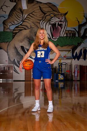 2020-2021 Basketball Girl Varsity