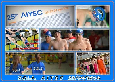 ZOLA  AIYSC @ Antwerpen  23/04/2016  (deel 2: NM)