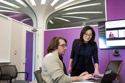 Dr. Kim and Jesse Parent
