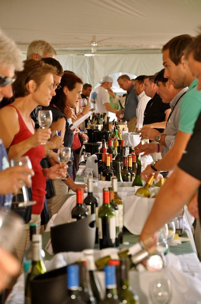 Killington Wine Festival, 2011
