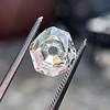 2.12ct Octagonal Flat Cut Diamond, GIA M VS2 39