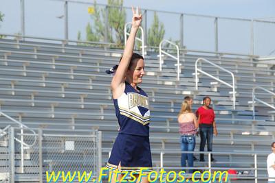 Freshmen Cheer - Santiago