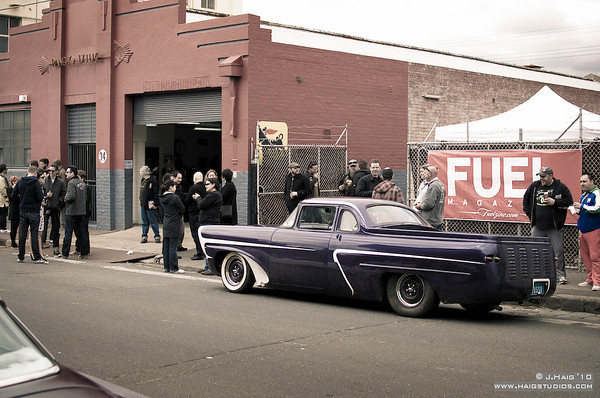Fuel Magazine issue 5 Launch, Rancho Deluxe open house.