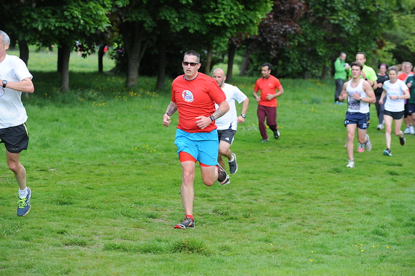 Eastleigh parkrun #361 - 20/5/17