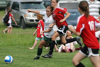 U12 Girls- Nordic vs. PFC