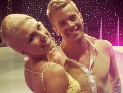 Tutka: Behind the Scenes Dancing On Ice