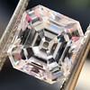 2.02ct Vintage Asscher Cut Diamond GIA E VVS2 15