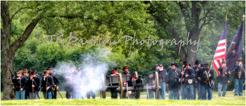Lombard Civil War Days Event 2018
