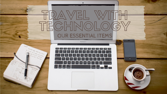 Travel with technology