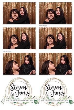 Stevan & James