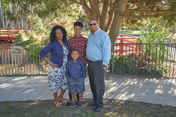 The Paxton Family