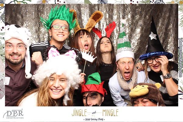 12.6.18 Jingle & Mingle - Holiday Party