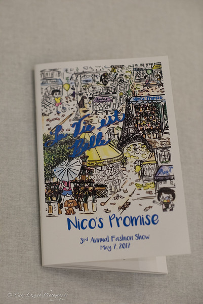 3rd Annual Nico's Promise Fashion Show 5-7-17