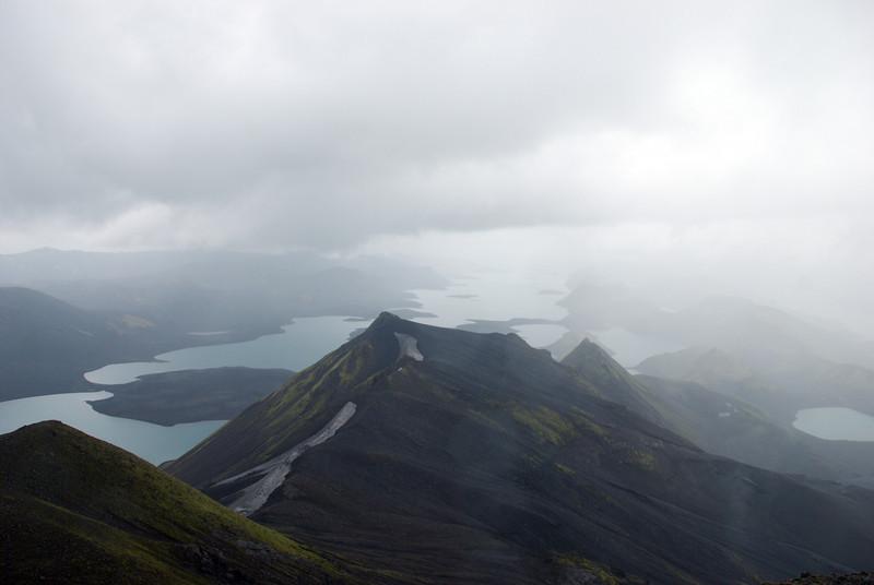 Sveinstindur - Skælingar
