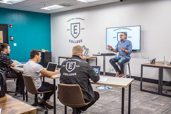 EastLake Leadership College (ELLC)