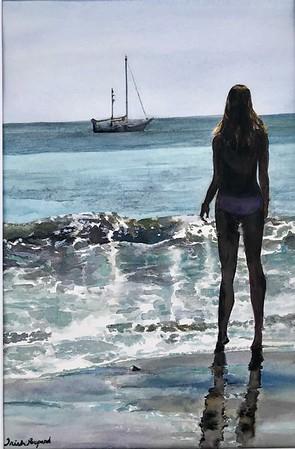 2019 ALL Water/Seascape Paintings & Drawings