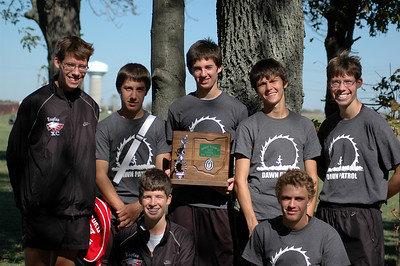 Milford XC District Oct 20