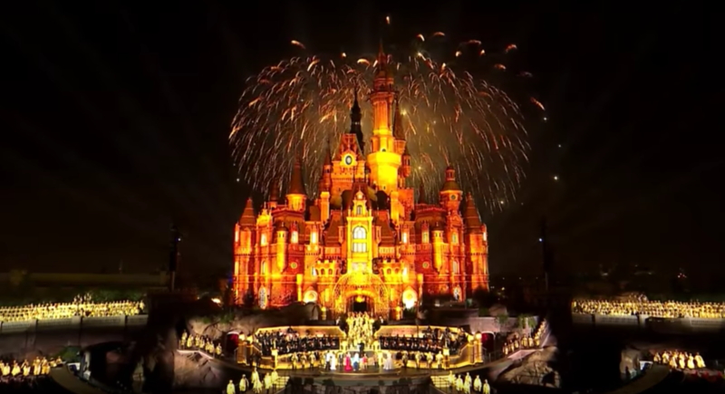 DON'T MISS: Stills and video from Grand Opening Gala of Shanghai Disney Resort